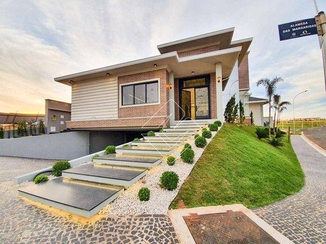 Casa com 4 dormitórios à venda, 389 m² por R$ 3.235.000 - Condomínio Nova Aliança - Rio Ve - Foto 3