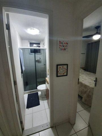 Apartamento 2Qts com varanda em Mesquita, aceito financiamento caixa - Foto 13