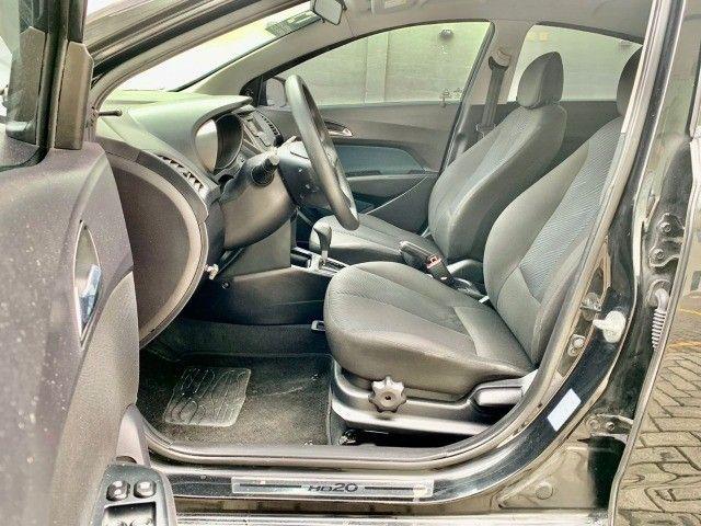 Hyundai Hb20 Comfort Plus  2015 Automático com GNV Muito novo!!!! - Foto 8