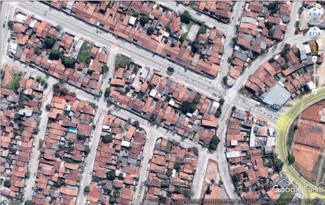 Aparecida de Goiânia, casa 2 quartos, esquina, escriturada, ac carro, ótima localização - Foto 2
