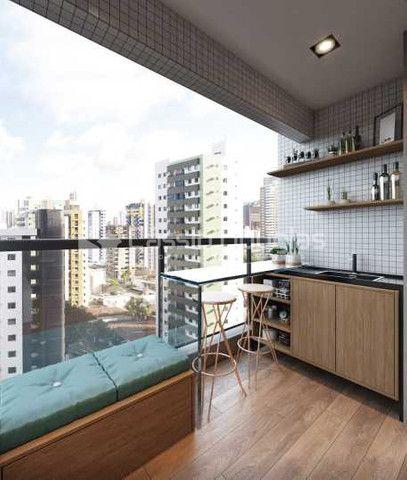 Apartamento 2 quartos em Manaíra em construção - área de lazer club - Foto 14