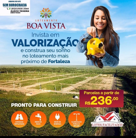 Loteamento as margens da BR-116, 10 minutos de Fortaleza! - Foto 12