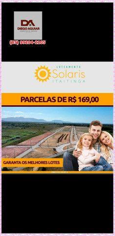 Lotes Solaris em Itaitinga-Gererau ¨%$# - Foto 4