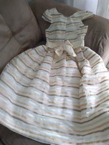 Vestido daminha ou de festa - Foto 4