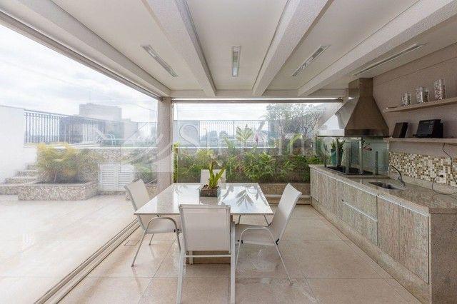 Cobertura Duplex Luxuosa em Moema com piscina privativa - Foto 5