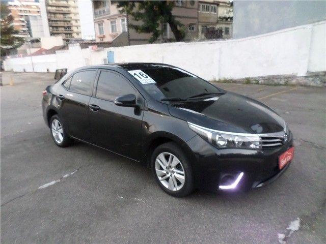 Toyota Corolla 2016 1.8 gli 16v flex 4p automático - Foto 4