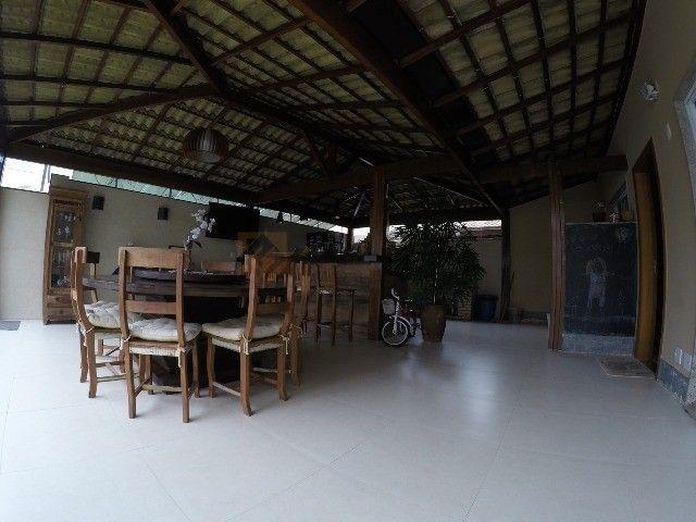 R&is - Casa planta B com linda área gourmet no Aldeia Parque Igarapé - Foto 7