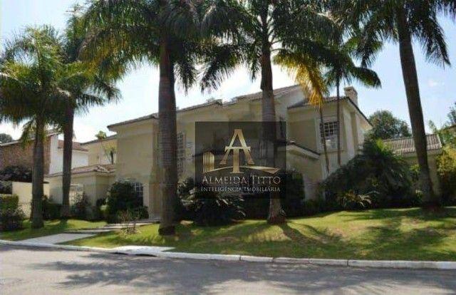 Maravilhosa Casa para Locação com 4 Suítes e 850 m² de Área Construída em Alphaville - Res - Foto 4