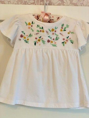 Combo roupa  menina de 4-5 anos  - Foto 4