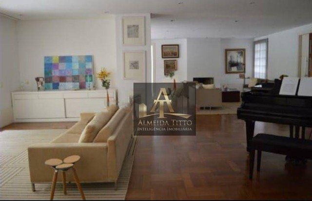 Maravilhosa Casa para Locação com 4 Suítes e 850 m² de Área Construída em Alphaville - Res - Foto 2
