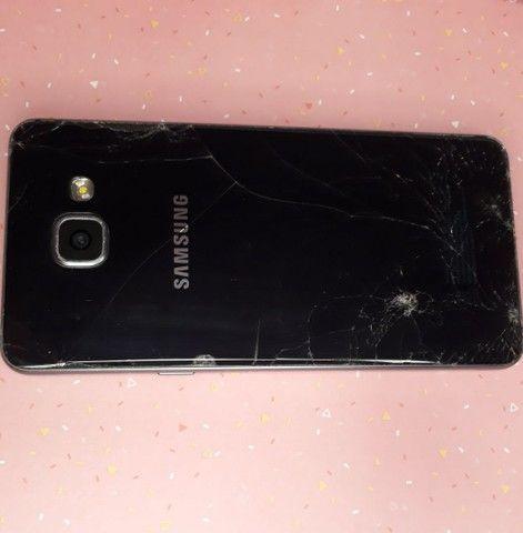 Samsung A5 2016 retirada de peças