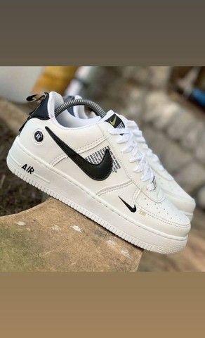 Nike Air force one ou Just do it (38 ao 43) entrega gratuita para toda João pessoa - Foto 4