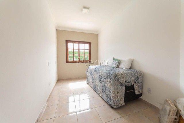 Casa à venda com 4 dormitórios em Loteamento parque são martinho, Campinas cod:CA022268 - Foto 10
