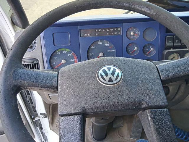 8.120 Work 2010! Toco! Com  Motor MWM Série 10! Perfeito! - Foto 8