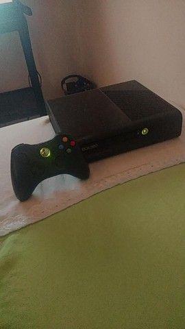 Xbox 360 super slim 500 gigas