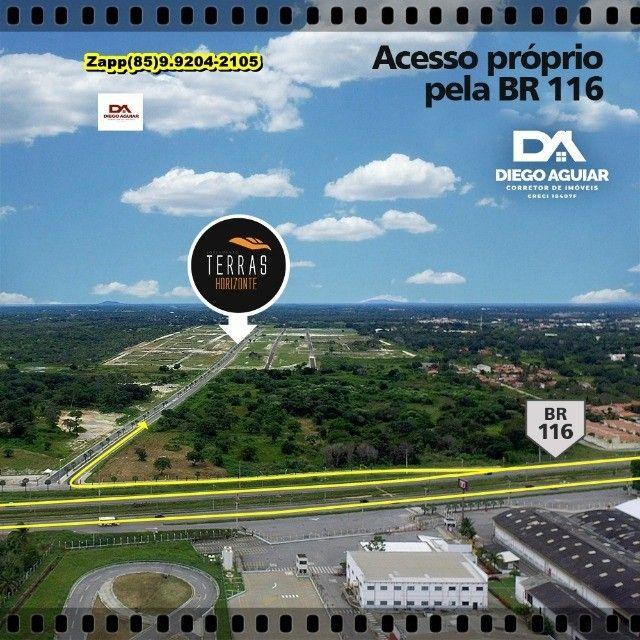Terras Horizonte - Loteamento - Marque sua visita %%% - Foto 8