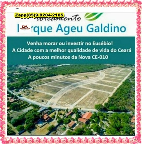 Parque Ageu Galdino no Eusébio ::: Compre sem sair de casa::: - Foto 2