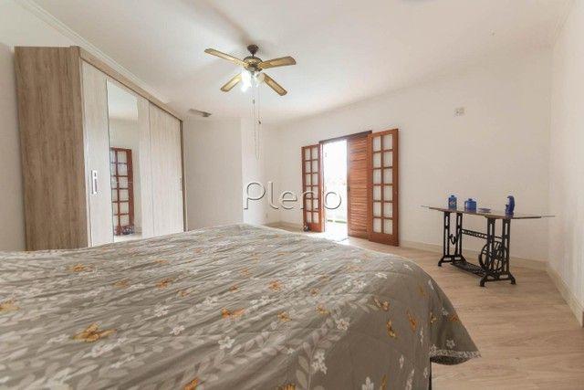 Casa à venda com 4 dormitórios em Loteamento parque são martinho, Campinas cod:CA022268 - Foto 20