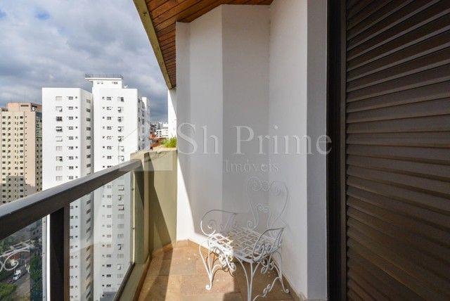 Cobertura duplex para locação e venda com 274m² - Moema, SP. - Foto 19