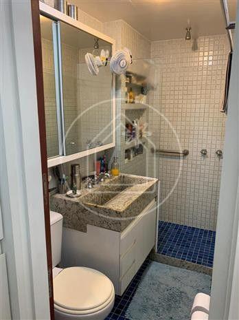 Apartamento à venda com 2 dormitórios em Botafogo, Rio de janeiro cod:888432 - Foto 20