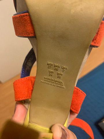 Sandália de salto  - Foto 4