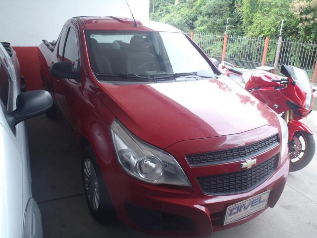 Gm - Chevrolet Montana /2011 1.4 mpfi ls cs 8v flex 2p manual