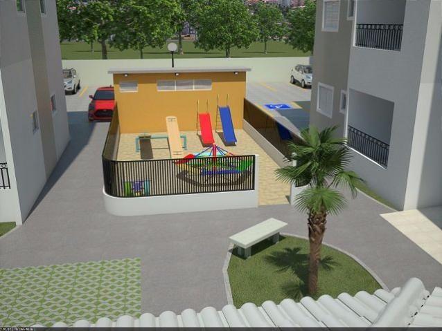 Apartamento 2 quartos, 63 m² na 506 Norte - Residencial Mandela - Foto 5