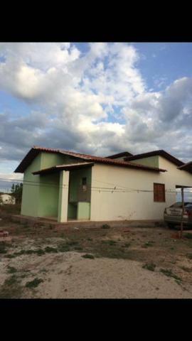 Alugo casa no centro de José de Freitas