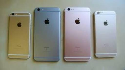 IPhone 6 de 16 giga as