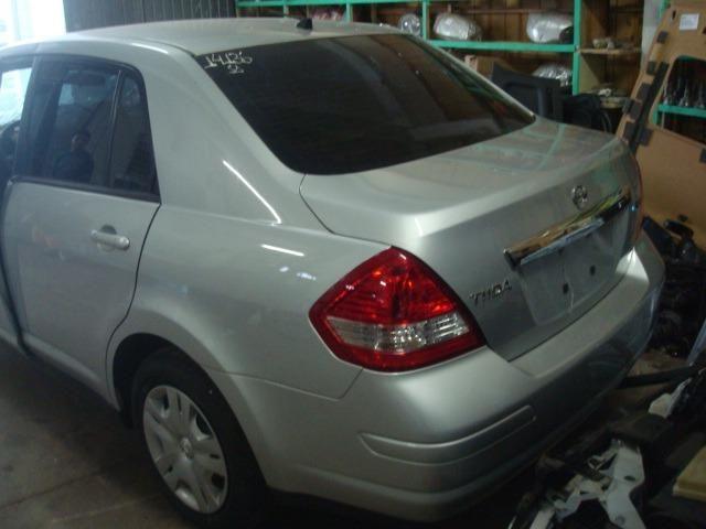 Sucata Nissan Tiida sedan 1.8 16v 2011 retirar peças