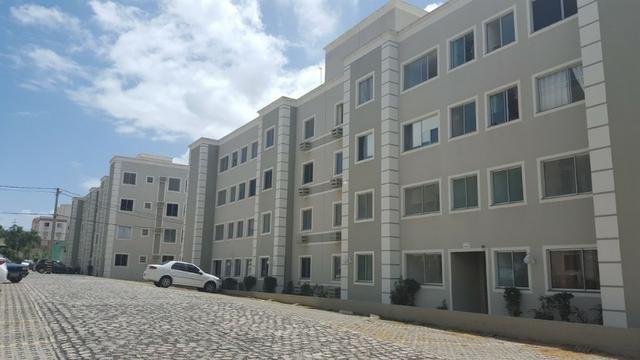 Apartamento em Nova Parnamirim com 2 quartos