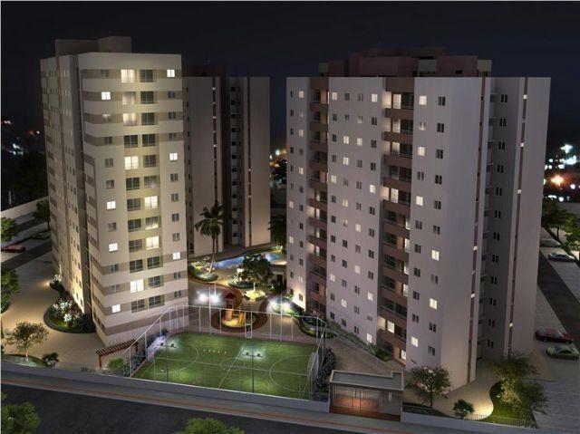 Residencial jardins - alugo apto 3/4, 2 vaga de garagem - Antares - Via Expressa