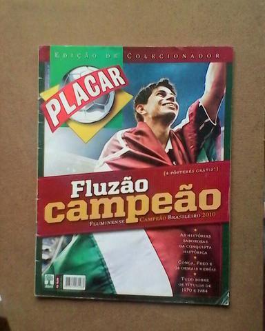 Fluminense _ ediçao especial da revista Placar