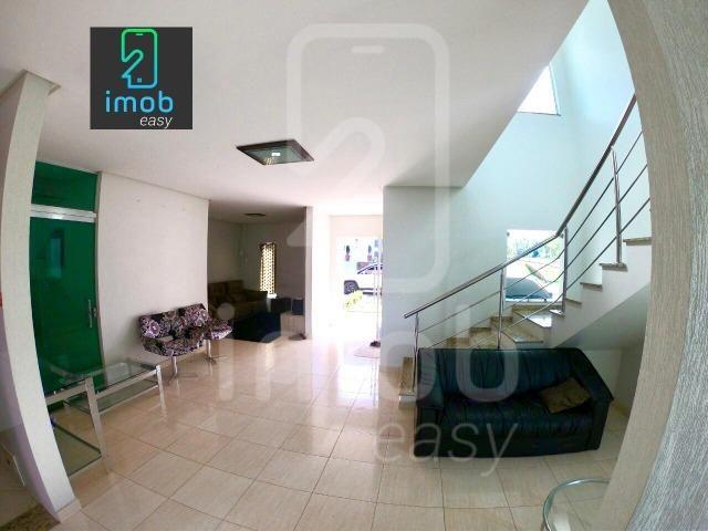 Residencial Tapajós linda casa com 3 suítes piscina e edícula (aceita financiar) - Foto 2