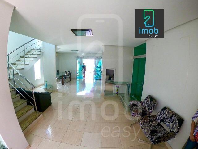 Residencial Tapajós linda casa com 3 suítes piscina e edícula (aceita financiar) - Foto 3