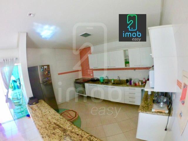 Residencial Tapajós linda casa com 3 suítes piscina e edícula (aceita financiar) - Foto 5