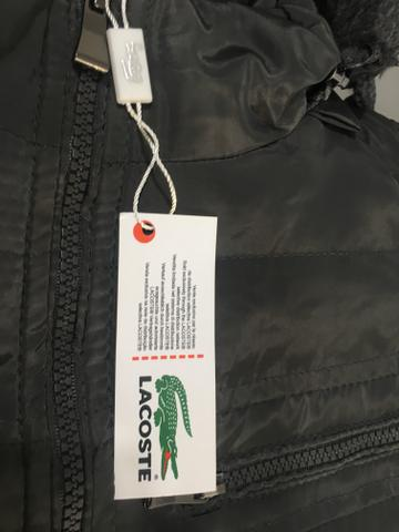7d98b66eacc Vendo jaqueta Lacoste tamanho M aceito cartão! - Roupas e calçados ...
