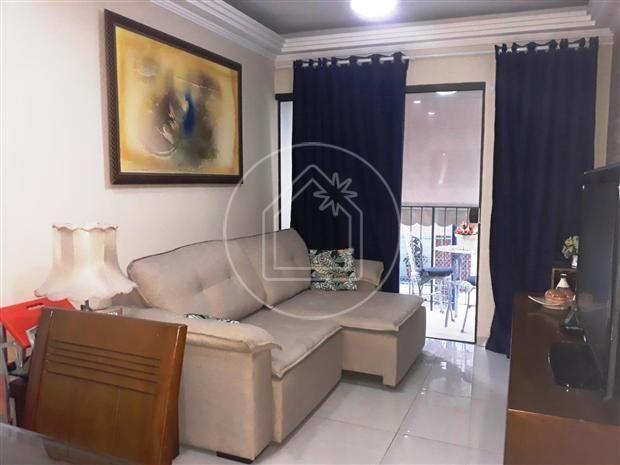 Apartamento à venda com 2 dormitórios em Cachambi, Rio de janeiro cod:857942