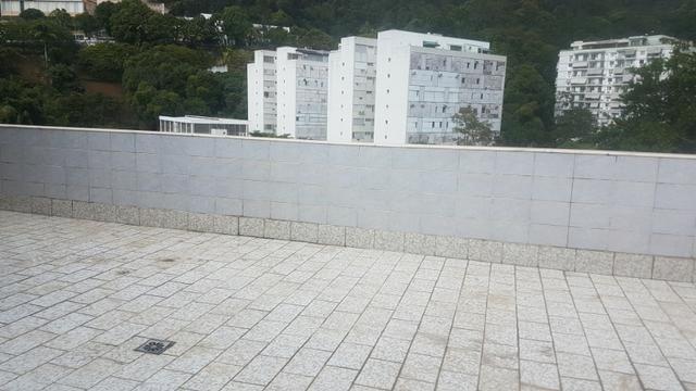 Cobertura Linear com Terraço, Vista para o verde! - Foto 20