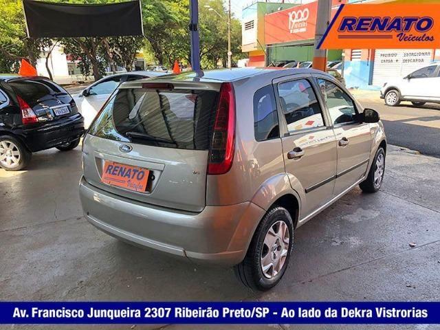 Ford Fiesta 1.6 Rocam 2012 Todos revisado - Óleo Trocado - Impecável - Foto 6