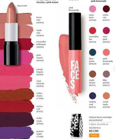 Produtos de maquiagem diversos - Foto 2