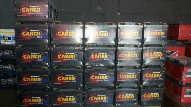 Bateria de 60ah selada sem Manutenção nova partir de nova r$169