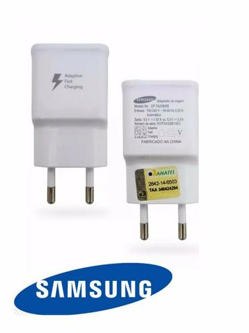 Carregador Turbo Fast Charge Original Samsung V8 - Foto 4
