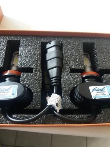 Led ultra led h11 Multilaser nova na caixa garantia instalado - Foto 2