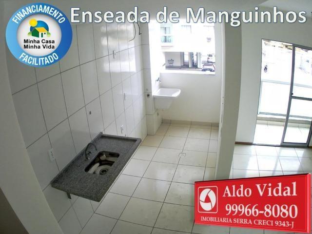 ARV40- Apartamento 2Q com suíte Varanda Piscina Club Completo - Foto 8