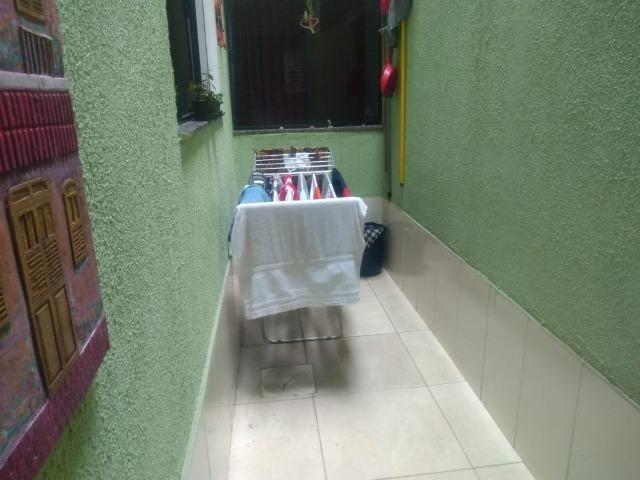 Casa frente de rua 02 qtos garagem no Centro de Nilópolis RJ. Ac carta! - Foto 5