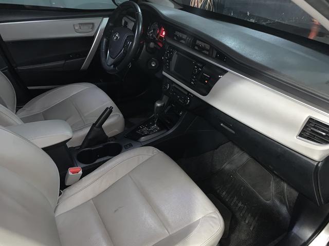 Toyota corolla 2.0 xei 2017 #blindado - Foto 8
