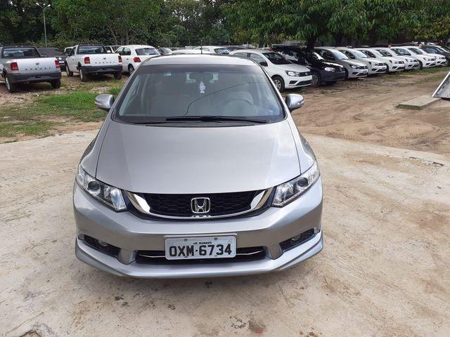 Honda Civic LXR 2.0 (Aut) - Foto 2