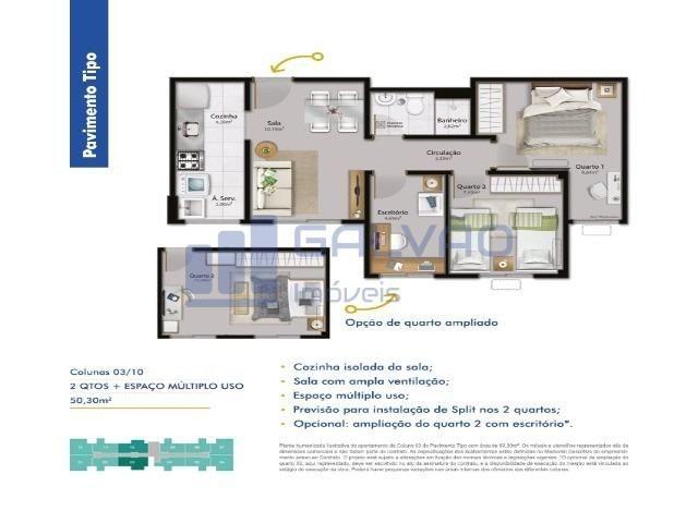MR- Vista do Horizonte, Apartamentos 2Q e 2Q+1 Multi Uso - Foto 13