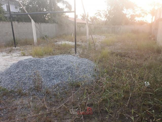 Terreno murado e aterrado de frete para a rodovia - Foto 5